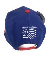 42fe0baaeac Vintage Soccer Football World Cup USA 1994 Cap Team England SnapBack Hat