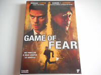 DVD - GAME OF FEAR - D. COOPER / SAMUEL L. JACKSON - ZONE 2