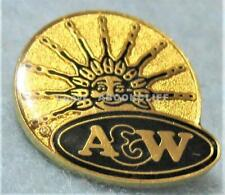 A & W ROOT BEER CANADA Lapel Pin
