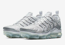 NIKE AIR VAPORMAX PLUS TN - UK 12/US 13/EUR 47.5 - SILVER/GREY/WHITE 924453-106