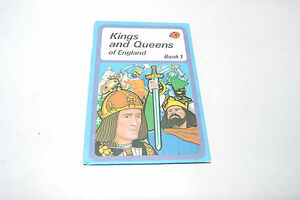 Kings and Queens of Engand Bk 1 Ladybird Series 561