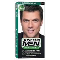 JUST FOR MEN ORIGINAL FORMULA DARK BROWN BLACK H-45