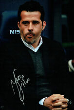 Marco SILVA Hull City Manager 12x8 Autograph Photo A AFTAL COA