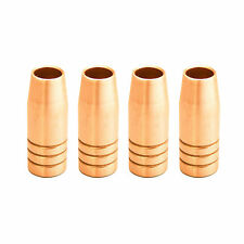 Lotos MIG Nozzle Consumables 4pc MA04 Torch Tip Replacements for MIG175, MIG140