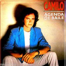 LP - CAMILO SESTO - AGENDA DE BAILE (LATIN) VINILO EDIT.1986 NUEVO Y PRECINTADO