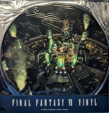 VINYLE FINAL FANTASY VII BY NOBUO UEMATSU (2LP) JPN NEW