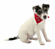 Trixie Christmas Neckerchief For Cats or Dogs With Bell XS - S 20-30cm TX92330