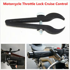 Black PLA Material Universal ATV Motorcycle Throttle Lock Cruise Control System