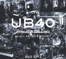UB40 ACOUSTIC SESSIONS BIG EP NEW CD ALI CAMPBELL ASTRO MICKEY FREE UK POST