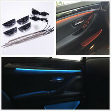 Car Truck Door Dual Color LED Ambient Atmosphere Lights For BMW F10/ F11 Upgrade