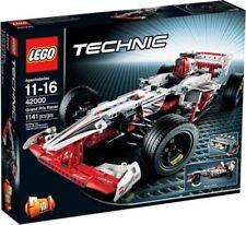 Sets y paquetes completos de LEGO coches de carreras caja