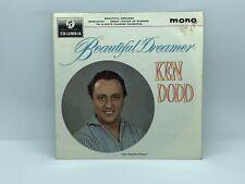 "Ken Dodd - Beautiful Dreamer  - 7"" vinyl single Record Picture Sleeve"