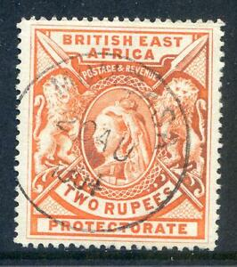 British East Africa 1897-1903 2R lovely fresh used copy (2018/11/08#02)