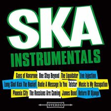 Various Ska(CD Album)Ska Instrumentals-Burning Sounds-BSRCD959-UK-2017-New