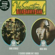Alex Harvey, Alex Ha - Sahb Stories / Rock Drill [New CD] En