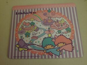 Sanrio Little Twin Stars Mousepad Fabric