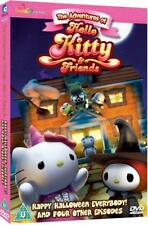 The Adventures Of Hello Kitty & Friends - Happy Halloween Everybody & Four Other
