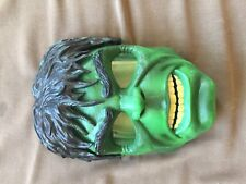 Talking incredible hulk Mask Light Up Eyes Dress Up
