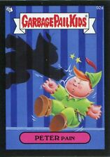 Garbage Pail Kids Mini Cards 2013 Black Parallel Base Card 92a PETER Pain
