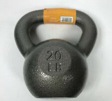 CAP Kettlebell 20 lb (Cast Iron, New, FAST/FREE Shipping)