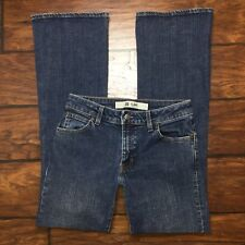 Gap Flare Jeans Size 2 Womens Medium Wash Denim Stretch