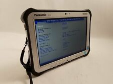 Panasonic ToughPad FZ-G1 Intel i5-4310U 2GHz 8GB RAM No HDD 31630H*Good Touch CC