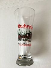 Budweiser Clydesdale - 1989 - Beer Glass