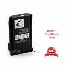 BP-232 BP-232N Battery for ICOM A14 F14 F24 F33GS F3021