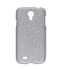 $48 Swarovski Silver Smartphone Case SWANFLOWER Samsung Galaxy S4 #5048955 New