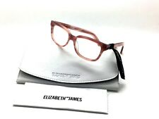 Elizabeth & James Eyeglasses Ejo#1107 Reade PN02 With Case 52 16 140