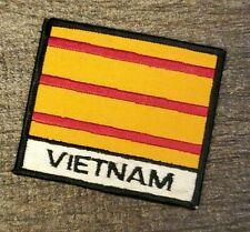 Military Vietnam patch