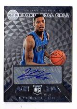 Ricky Ledo NBA 2013-14 Totally Certified novato nominal autógrafos (Mavericks)
