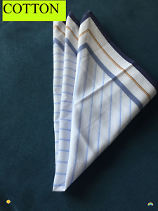 men's cotton handkerchief, new, vintage edition .