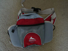 EUC Gregory Rapid Fanny Pack Water Bottle Holders Hiking Running Outdoors