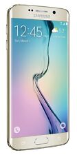 Samsung Galaxy S6 SM-G925F - 32GB Edge-Oro Platino (Sbloccato) Smartphone