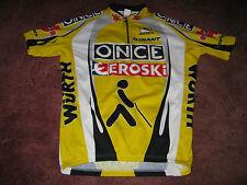Una volta NonSoloSport WURTH GIANT GIORDANA Italiano Ciclismo Jersey XL-5-52 []