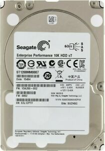 "Seagate ST1200MM0017 Enterprise Performance - 1.2GB SAS 10K 2.5"" 6Gbps"