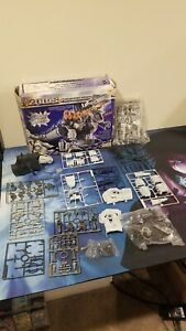 Zoids Gojulas Giga Action Figure Model Kit Hasbro incomplete RARE no box