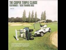 The Cooper Temple Clause - Been Training Dogs // Film-Maker - CD Single Enh Num
