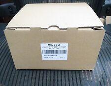 NEW IN BOX M/A-COM HARRIS JAGUAR RAPID DESK CHARGER AC 120 - 230V BML 161 78/6