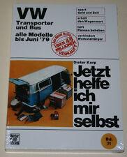 Reparaturanleitung VW Bus + Transporter T2 T2a T2b, Baujahre bis 1979