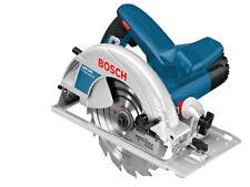 Bosch GKS 190 Sierra Circular habilidad de mano 190 mm 1400 W con funda de transporte 240 V