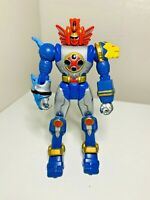 Power Rangers Ninja Storm Tri-Battlized Megazord Action Figure Bandai 2002 Toy