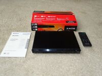 Sony DVP-S370 DVD-Player in OVP, komplett & neuwertig, 2 Jahre Garantie