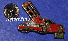 Rare Pin's Ferrari F 40 Coffre Mobile Double Moule Signé Arthus Bertrand Paris