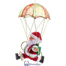 Electric Parachute Santa Claus Christmas Home Ceiling Decoration Doll