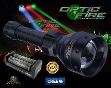 Opticfire® TX-67 T67 LED hunting light torch lamping lamp IR NV night vision