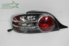 Tail Light Assembly MAZDA RX8 Left 04 05 06 07 08 SILVER W/ RED LENS AS SEEN OEM