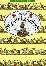 Kinderliederbuch von Vogel, Antje | Buch | Zustand gut