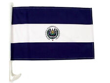 "12x18 El Salvador Country Car Window Vehicle 12""x18"" Premium Quality Flag"